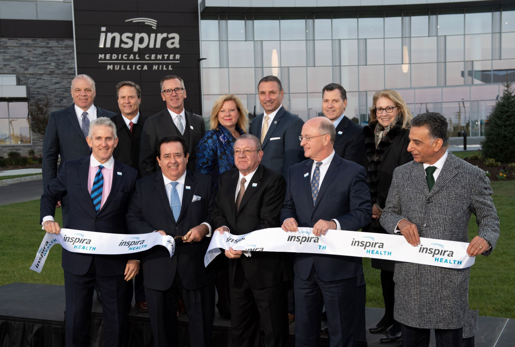 The grand opening of Inspiras Mullica Hill location