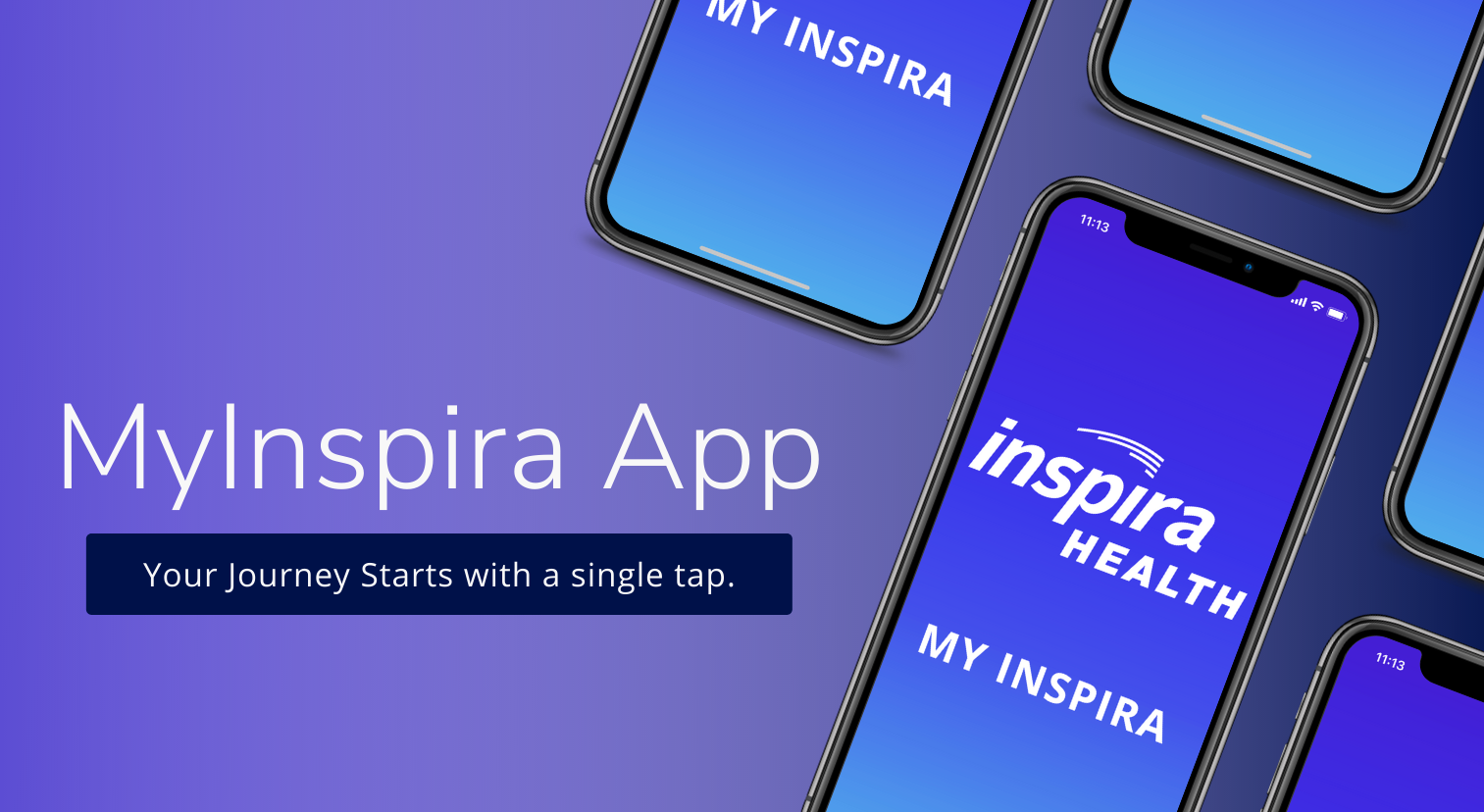 My Inspira App Your Journey Starts with a Single Tap