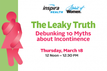 The Leaky Truth Debunking 10 Myths about Incontinence